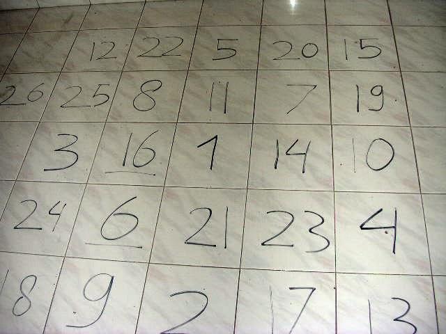 belajar angka