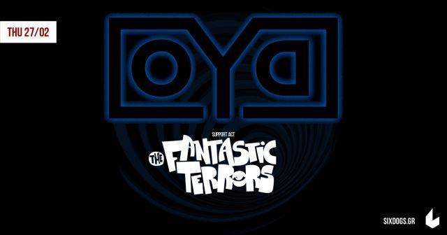 OYD: Πέμπτη 27 Φεβρουαρίου @ six d.o.g.s w/ Τhe Fantastic Terrors