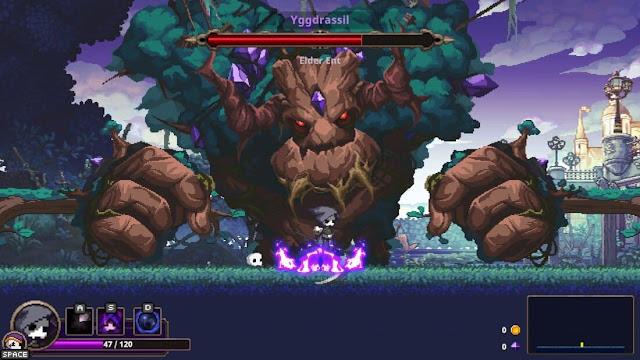 Imagem do Skul: The Hero Slayer