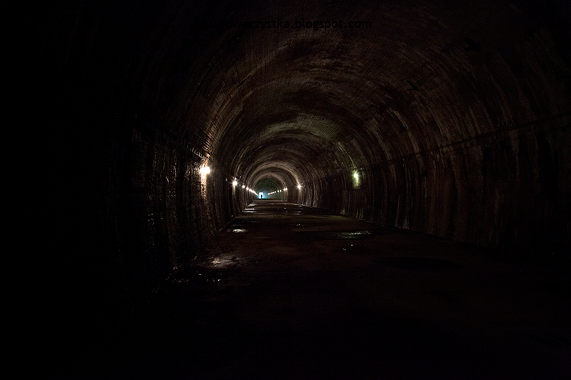 Tunel schronowy w Strzyżowie