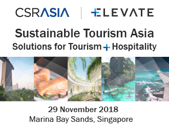 Sustainable Tourism Asia 2018