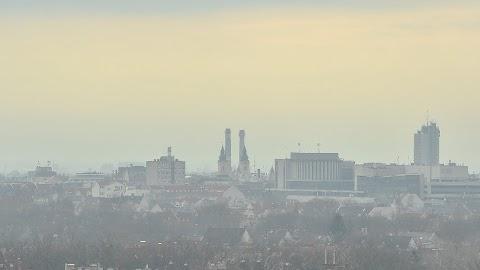 Nyíregyházán és Szegeden még mindig egészségtelen a levegő