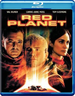 Red Planet (2000) 480p 300MB Blu-Ray Hindi Dubbed Dual Audio [Hindi + English] MKV