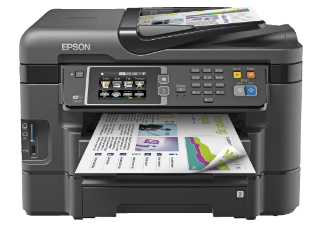 Download Driver EPSON WORKFORCE WF 3640 DTWF
