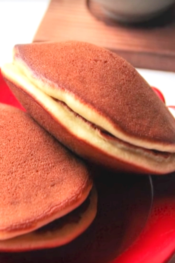 Best Food Dorayaki Recipe