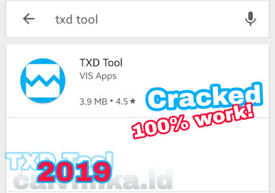 TXD TOOL Cracked No Lisence V. 1.3.3.2-60