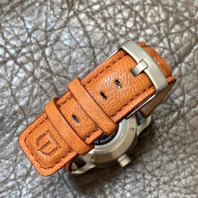 Detomaso Viaggio Automatic strap