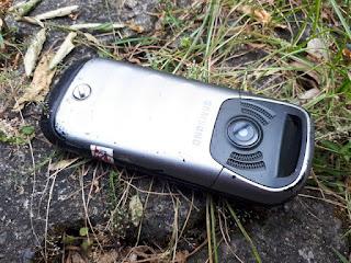 Hape Outdoor Samsung C3350 Xcover 2 GT-C3350 Seken Normal IP67 Certiifed