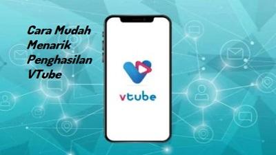 Menarik Penghasilan dari VTube