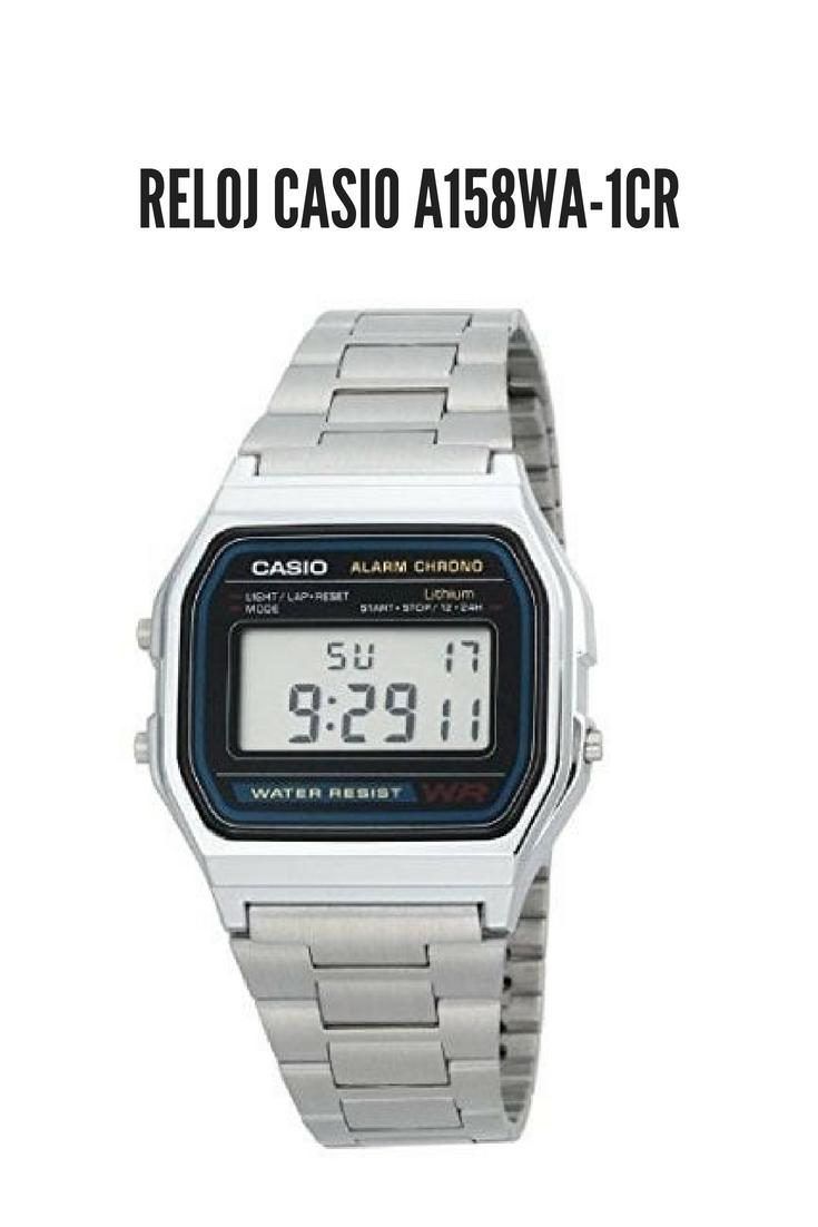 Hermoso reloj CASIO