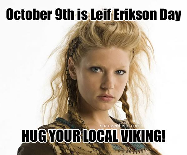 Leif Erikson Day Wishes