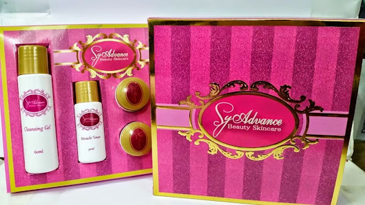 Sy Advance Beauty Skincare 4in1