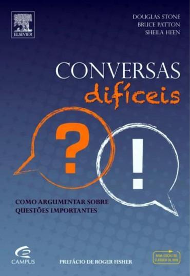Conversas Difíceis – Douglas Stone Download Grátis