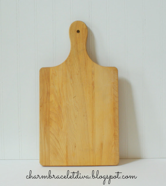 how to make a wooden iPad stand with cutting board