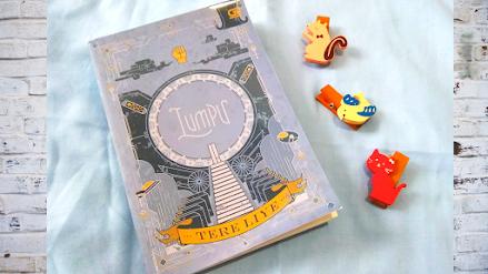Novel Lumpu Tere Liye