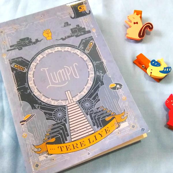 Review Buku: Lumpu (Serial Bumi)