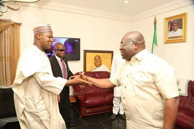Ikpeazu to Dogara;ABIA STATE IS OPEN FOR INVESTMENTS