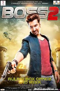 Boss 2 (2017) Bengali HDRip Full Movie Download HD