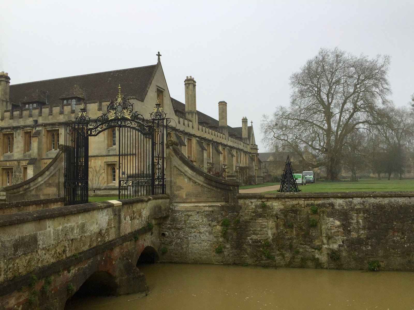 magdalen Magdalen stands next to the river cherwell and has within its grounds a deer park and addison's walkthe large, square magdalen tower is an oxford landmark, and it is a tradition, dating to the days of henry vii, that the college choir sings from the top of it at 6 am on may morning.