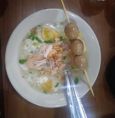Warung soto ayam gading 2 Solo