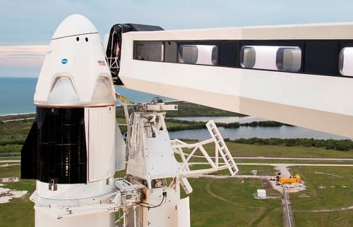 SpaceX has signed a huge contract for three special missions