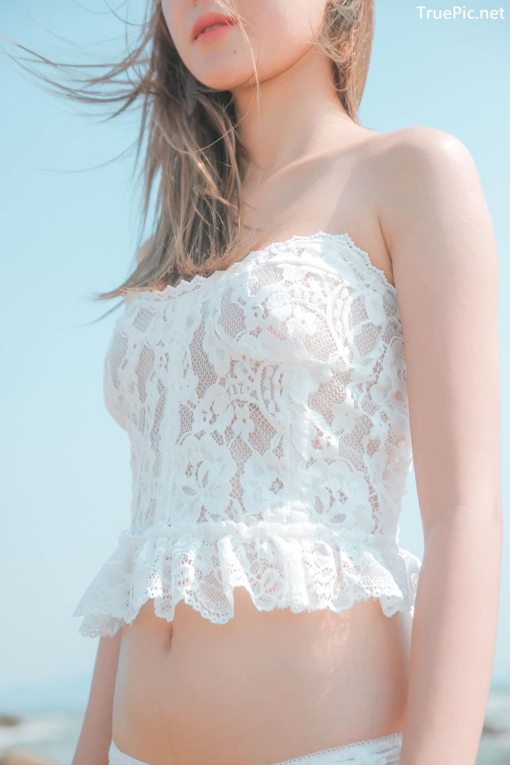 Image-Thailand-Model-Pitcha-Srisattabuth-White-Lace-Bikini-TruePic.net- Picture-10