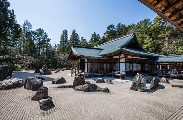 วัดคงโกบุจิ (Kongobuji Temple: 金剛峯寺)