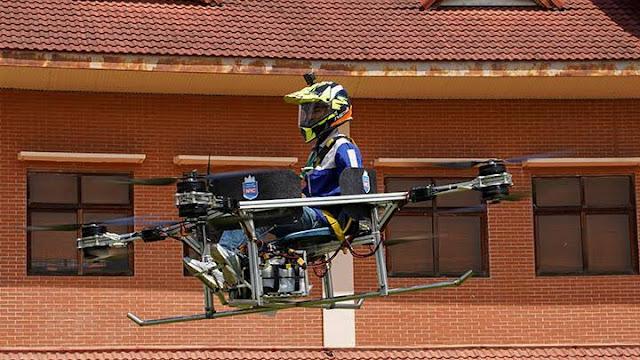 Pelajar Kamboja Mampu Kembangkan Mobil Terbang, ALvin Lie: Apa Kabar Esemka?