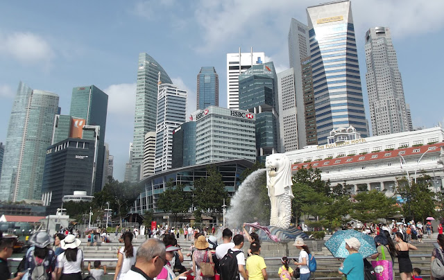 Traveling ke Singapura itu mahal ? Benarkah ?