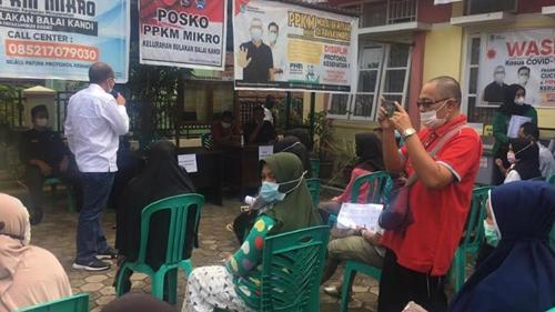 Dinas Ketahan Pangan Kota Payakumbuh Gelar Pasar Murah