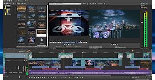 Sony Vegas Pro best video editing software 2020