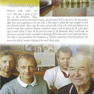 Agrì di Valtorta information card - page 3/4.