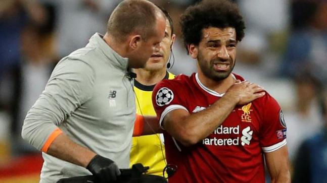 Liverpool's new superstar footballer Mohammed Salah