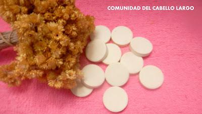 La vitamina para los cabellos el fitoterraplén