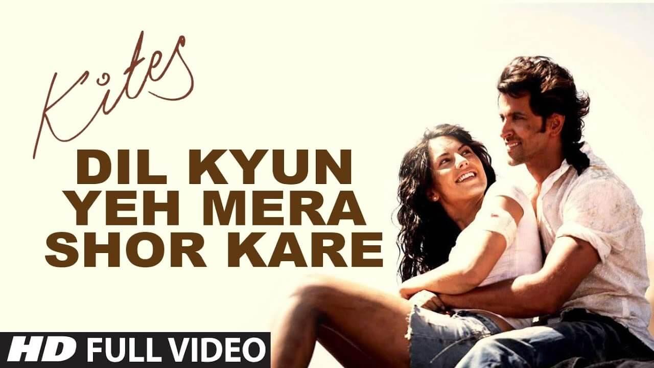 dil kyun yeh mera lyrics in hindi