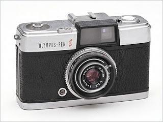 Olympus Pen S (1960), Olympus Pen Half-Frame Cameras