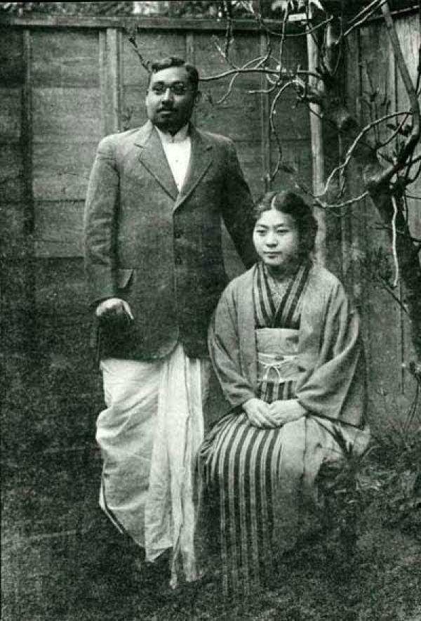 Ras Bihari Bose - Indian Freedom Fighter - Birth 25 May 1886