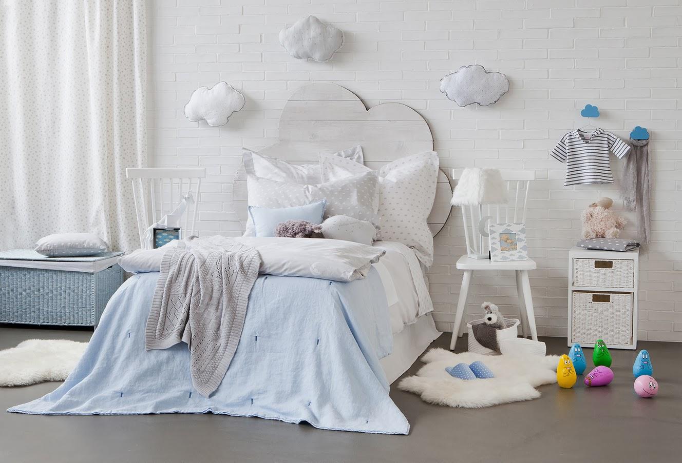 zara home kids la collezione primavera estate 2014 tra. Black Bedroom Furniture Sets. Home Design Ideas