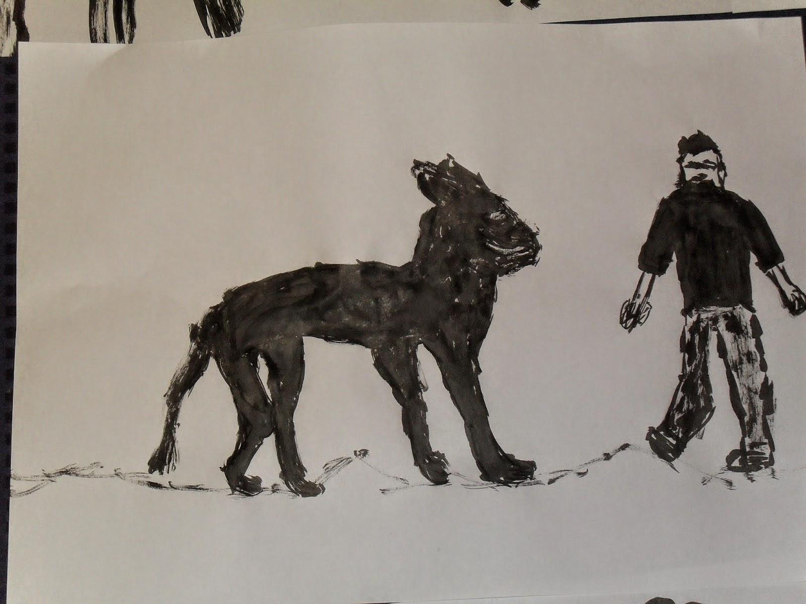 rencontre avec son animal totem