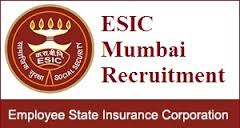 ESIC Mumbai Recruitment