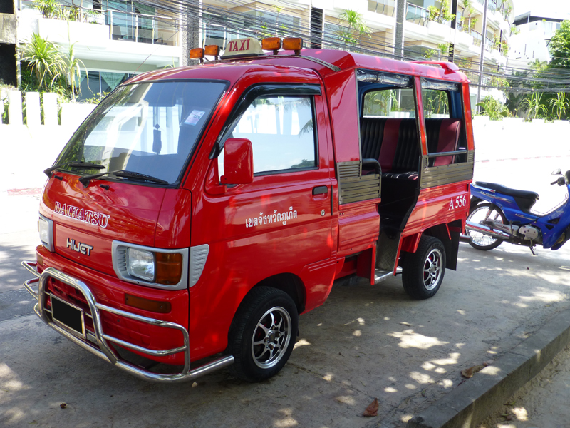 Daihatsu Hijet Pick Up Wallpaperscraft