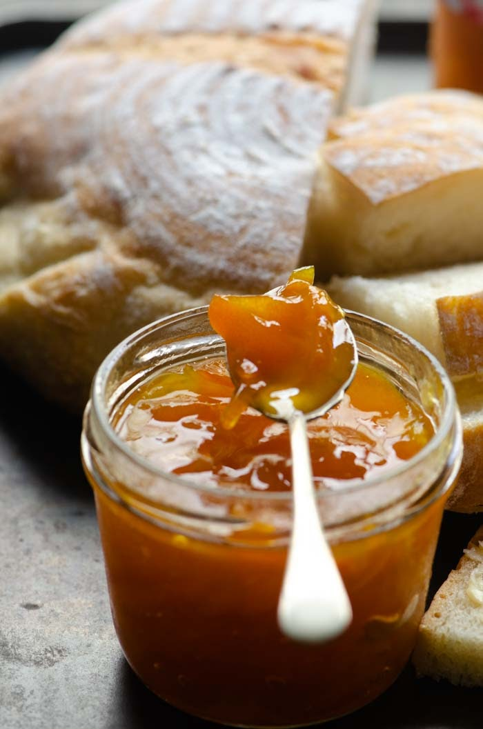 Kumquat preserve recipe