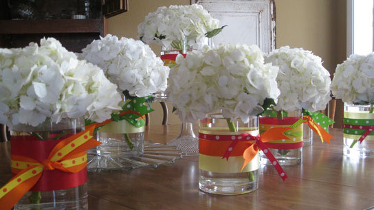 Unique Wedding Ideas And Collections Marriage Planning Ideas Hydrangea Wedding Centerpieces Decorate In A Hydrophillic Way