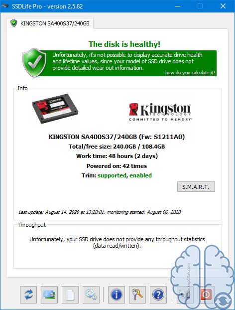 Melihat Kesehatan SSD Dan HDD Dengan Software Pihak Ketiga
