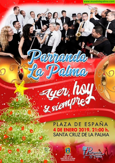 """Parranda La Palma """"ayer hoy y siempre"""""""