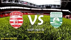 النادي الإفريقي يحقق الفوز في الجولة الثانيه من الدوري التونسي على فريق حمام الانف بهدف وحيد