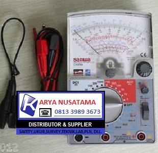 Jual Analog Multimeter Sanwa CX506A di Jepara