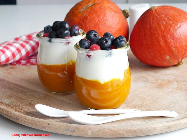 Deser dyniowy z mango - super fit - Czytaj więcej »