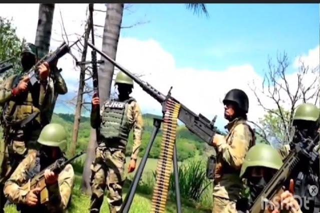 Video: El CJNG envía un Comunicado dicen que ellos no atacaron a El Ejercito; Culpan a El Abuelo Farías y dicen si nosotros hubiéramos tenido orden de atacarlos ni hubieran llegado