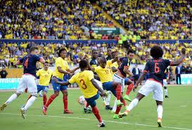 Colombia gana a una no conocida Ecuador (0-2)